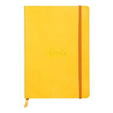 Rhodiarama : Notebook Softcover - A5 - Daffodil Yellow (4661)