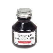 J.herbin Calligraphy Ink - Black (50ml.)