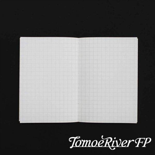 Tomoe River - A7 Notebook (52g) - Grid (160 Pages)