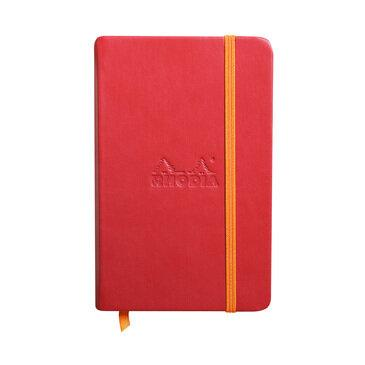 Rhodiarama : Notebook Hardcover - A6 - Poppy (6534)