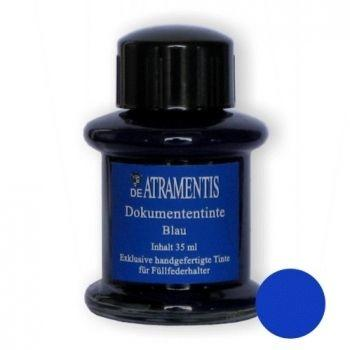 De Atramentis - Document ink - Blue
