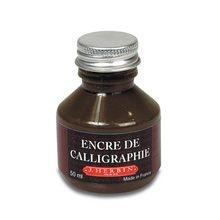J.herbin Calligraphy Ink - Brown (50ml.)