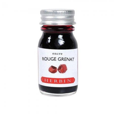J.herbin - Rouge Grenat (10ml.)