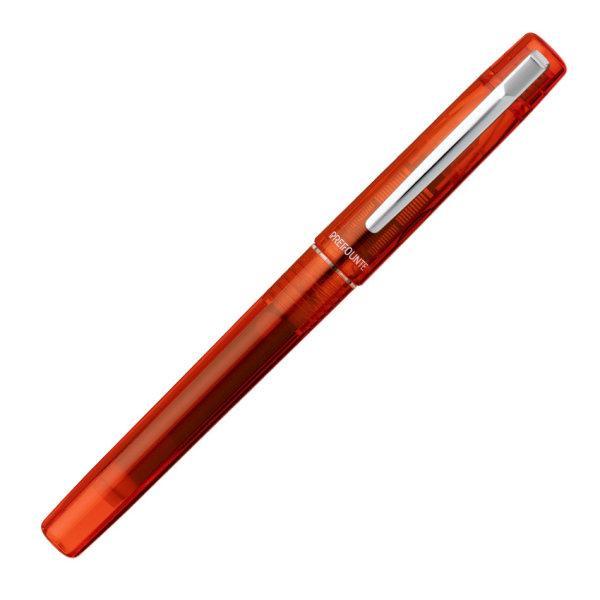 Platinum : Prefounte - Vermillion Orange