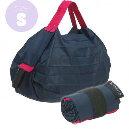 Shupatto Compact Bag - Tote Small - Navy