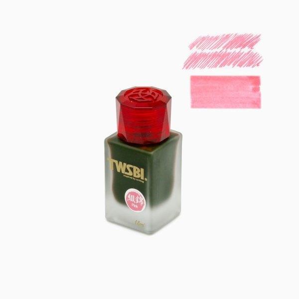 TWSBI : 1791 Pink Ink (18ml.)