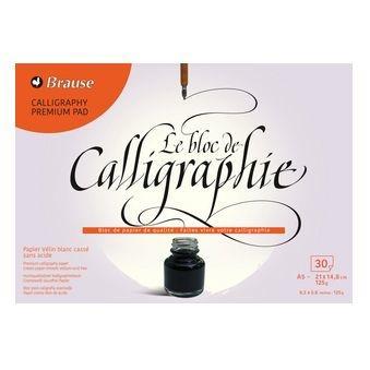 Brause Calligraphy Premium Pad - A5