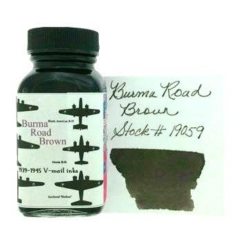 Noodler's - Burma Road Brown (3Oz.)