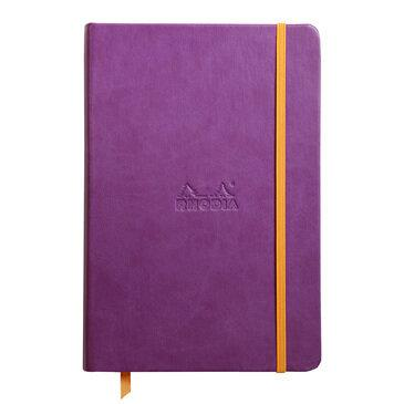 Rhodiarama : Notebook Hardcover - A5 - Purple (7500)