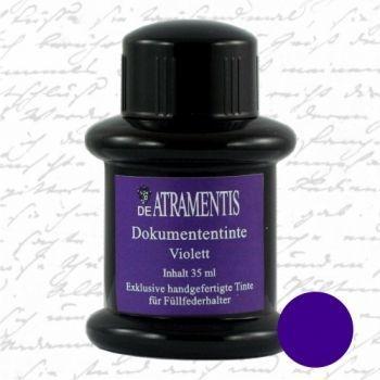De Atramentis - Document ink - Violet