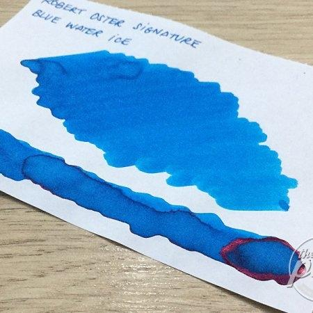 Robert Oster Signature - Blue Water Ice (50ml.)