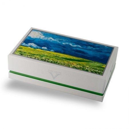 Visconti - Van Gogh - Wheatfield under Thunderclouds (Christmas Box Set)