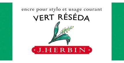 J.Herbin - Vert Reseda (30ml.)
