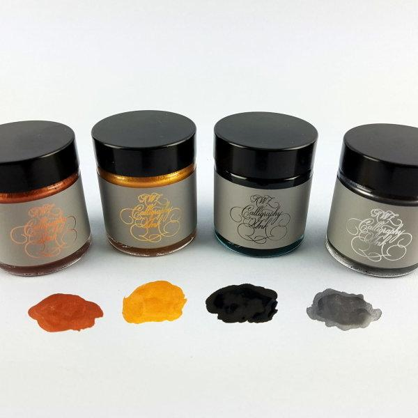 KWZ Calligraphy Ink : Matte Black