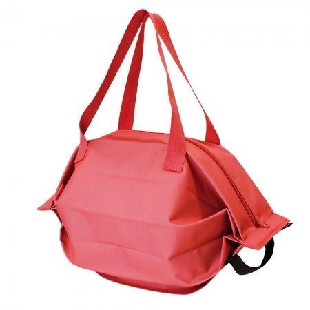 Shupatto Compact Bag - Insulated Bag (M) - Red
