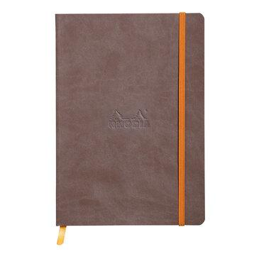 Rhodiarama : Notebook Softcover - A5 - Chocolate (4531)