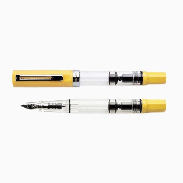 TWSBI ECO : Yellow