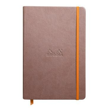 Rhodiarama : Notebook Hardcover - A5 - Taupe (7449)