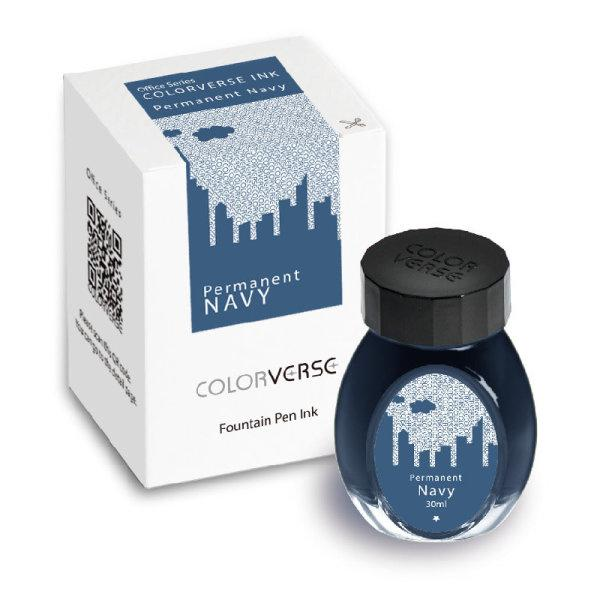 Colorverse Ink : Permanent Navy (30 ml.)