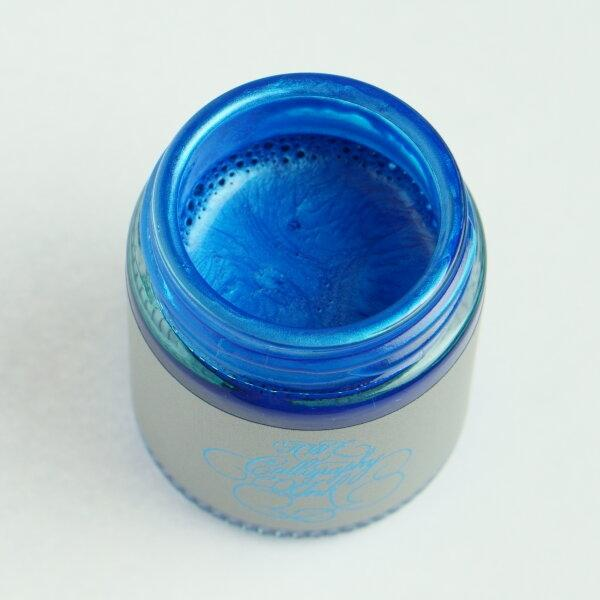 KWZ Calligraphy Ink : Pearl Blue