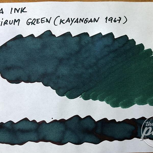 Vinta Ink : Elysium Green [Kayangan 1967] (30 ml.)
