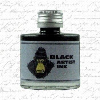 De Atramentis - Artist ink - Black (50ml.)