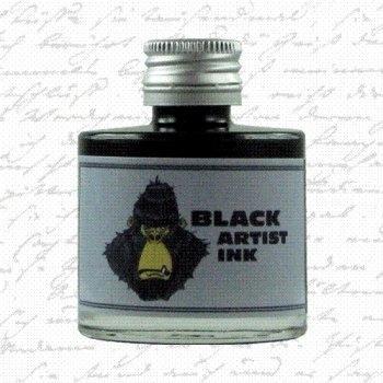De Atramentis - Artist ink - Black (50ml.)
