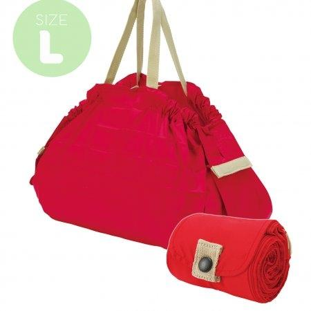 Shupatto Compact Bag - Tote Large - Red
