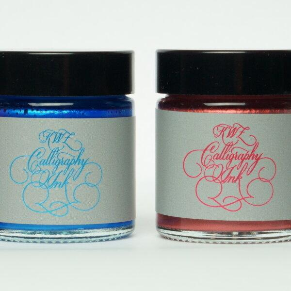 KWZ Calligraphy Ink : Pearl White