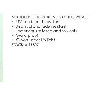 Noodler's - The Whiteness of the whale (1Oz.)