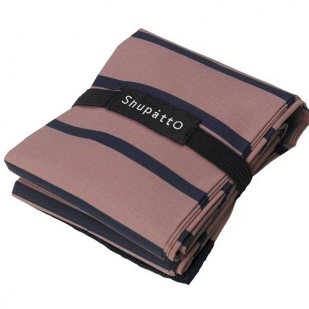 Shupatto Compact Bag - Drop - Black Stripe