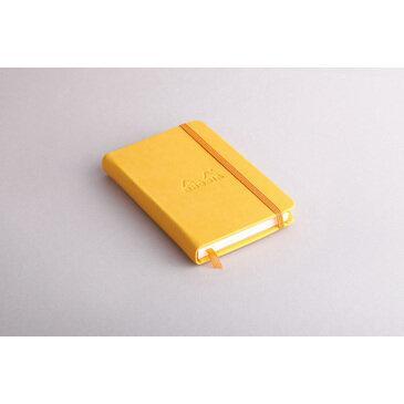 Rhodiarama : Notebook Hardcover - A6 - Daffodil Yellow (6565)