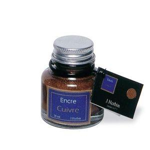 j.Herbin Pigmented Ink - Copper (30ml.)