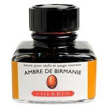 J.Herbin - Ambre De Birmanie (30ml.)