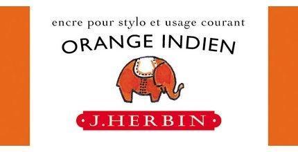 J.Herbin - Orange Indien (30ml.)