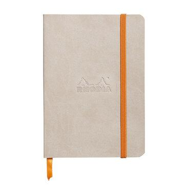 Rhodiarama : Notebook Softcover - A6 - Beige (3558)