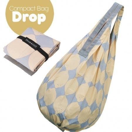 Shupatto Compact Bag - Drop - Lemon