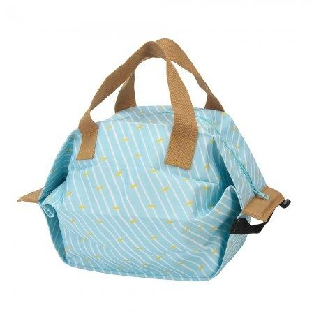 Shupatto Compact Bag - Insulated Bag (S) - Stripe