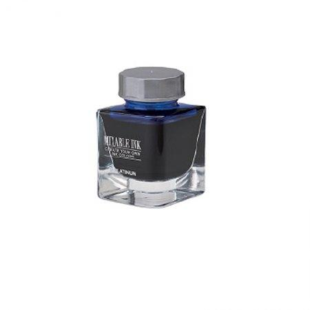 Platinum : Mixable Ink - Aurora Blue (20ml.)