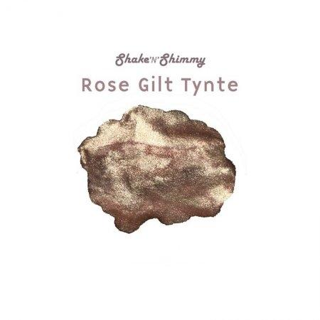 Robert Oster Signature - Shake 'N' Shimmy - Rose Gilt Tynte (50ml.)