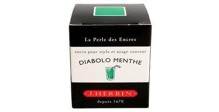 J.Herbin - Diabolo Menthe (30ml.)