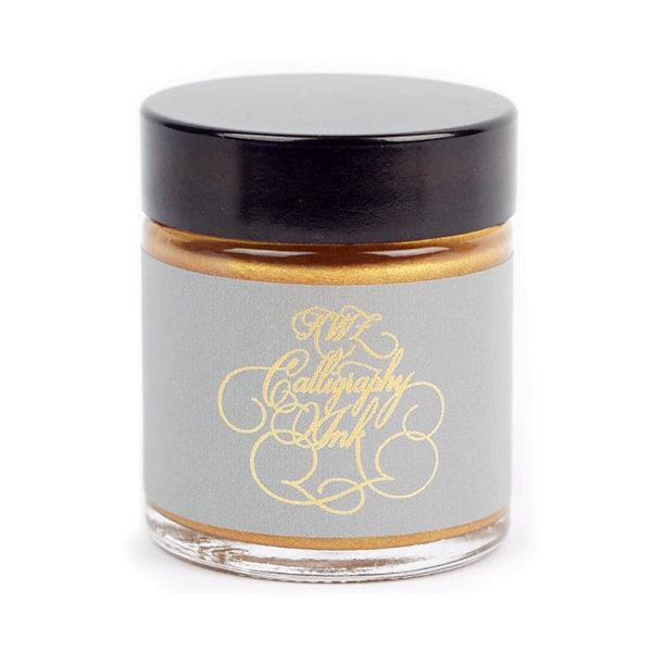 KWZ Calligraphy Ink : Yellow Gold