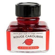 J.Herbin - Rouge Caroubier (30ml.)