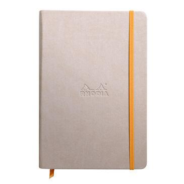 Rhodiarama : Notebook Hardcover - A5 - Beige (7456)