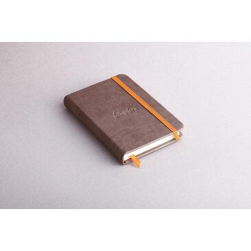Rhodiarama : Notebook Hardcover - A6 - Chocolate (6435)