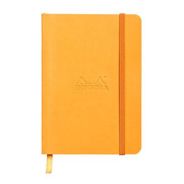 Rhodiarama : Notebook Softcover - A6 - Orange (3657)