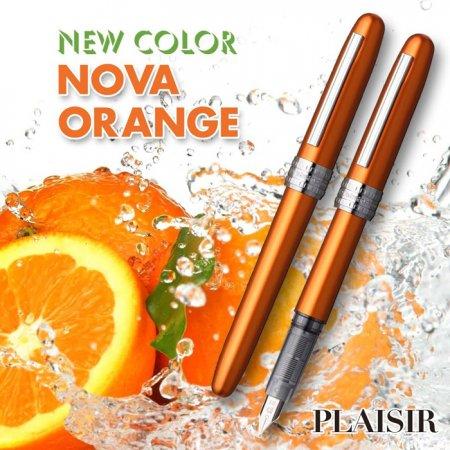 Platinum Plaisir - Nova Orange