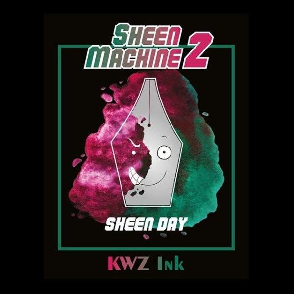 KWZ Ink : Sheen Machine#2 - Sheen Day (60ml.)
