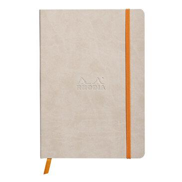 Rhodiarama : Notebook Softcover - A5 - Beige (4555)