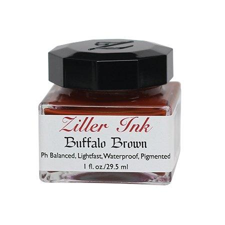 Ziller Ink - Buffalo Brown (1 Oz.)